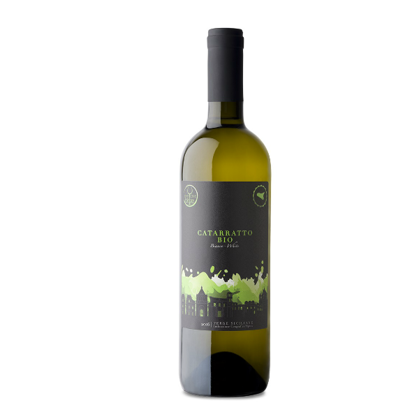 Terre Siciliane IGT Catarratto 2016 BIO