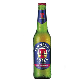 Tennent's Strong Lager (33 cl)